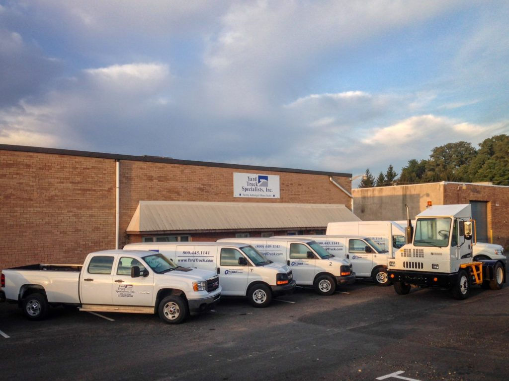 Yard Truck Specialists HQ in Bensalem, PA